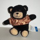 McDonald's 2006 Build-A-Bear Workshop Dimples Teddy w/ Camouflage Shirt Happy Meal Toy Loose