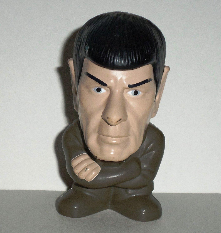 Star Trek 2009 Toys Burger King 2009 Star Trek mr