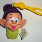 McDonald's 2001 Disney's Snow White and the Seven Dwarfs Dopey Happy Meal Toy Loose Used