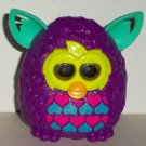 McDonald's 2013 Furby Boom! Light Up Eyes Furby Happy Meal Toy Loose Used