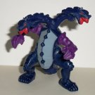 McDonald's 2009 Bakugan Hydranoid Action Figure Happy Meal Toy  Loose Used