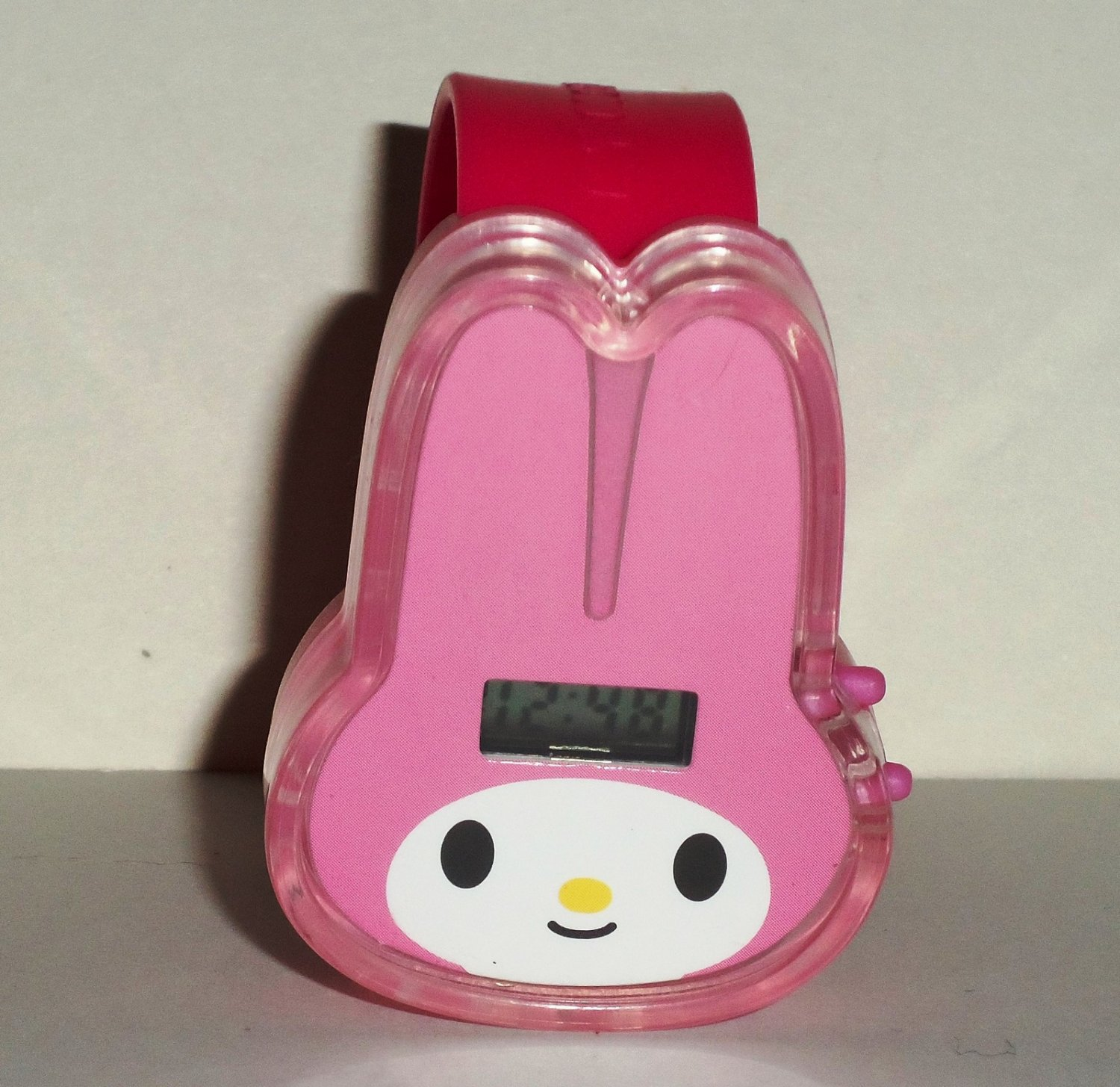 Toy Hello Kitty Watch : Mcdonald s hello kitty my melody watch happy meal toy