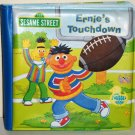 Sesame Street Bath Time Bubble Book Ernie's Touchdown Loose Used