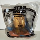 McDonald's 2008 Star Wars Clone Wars C-3PO Happy Meal Toy NIP