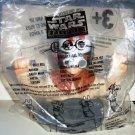 Taco Bell 1999 Star Wars Episode I The Phantom Menace Cup Topper Anakin Skywalker Kids Meal Toy NIP