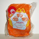 McDonald's 2001 Disney's House Of Mouse Mickey Mouse Soft Happy Meal Toy NIP