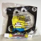 McDonald's 2012 SpongeBob Squarepants Sport Toys Weightlifter Figure Happy Meal Toy NIP