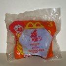 McDonald's 1998 Haunted Halloween Grimace Happy Meal Toy NIP