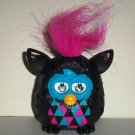McDonald's 2013 Furby Boom! Wild Hair Furby Happy Meal Toy Loose Used