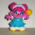 Playskool Sesame Street Abby Cadabby Figure from Skating Friends 2-Pack Loose Used
