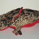 Toysmith Stuffed Cloth Dinosaur Beanie Loose Used