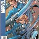 Marvel Age Fantastic Four #2 Marvel Comics July 2004 FN/VF