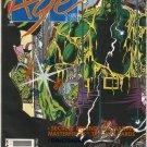 Marvel Age (1983 series) #118 with Card Marvel Comics Nov 1992 Very Fine