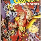 Squadron Supreme New World Order #1 Marvel Comics Sept 1998 VF/NM