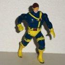 Marvel X-Men Steel Mutants Cyclops Diecast Action Figure Toy Biz 1994 Loose Used