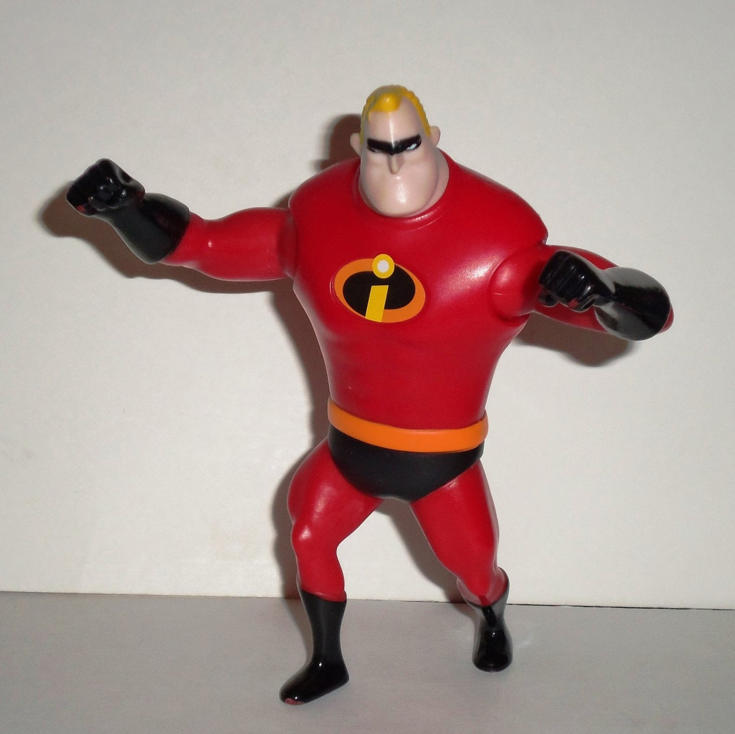 The Incredibles Toys : Mcdonald s disney pixar the incredibles mr