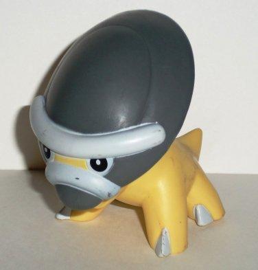 Jakks Pacific 2007 Pokemon Shieldon Figure Loose Used