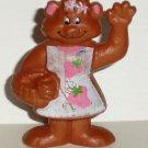 CMI Henton Mother Teddy Bear PVC Figure Loose Used