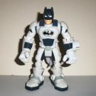 Fisher-Price Hero World DC Super Friends Arctic Batman Action Figure Mattel 2009 Loose Used