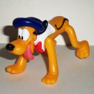 McDonald's Mickey & Friends Epcot Center Adventure Disney World Pluto in France Happy Meal Toy Loose