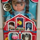 Lovee Patti & Her Talking Farm Pals Doll In Original Packaging