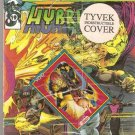 Hybrids Deathwatch 2000 #3 Tyvek Indestructible Cover Continuity Comics Aug 1993 FN or better