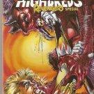 Hybrids The Origin #3 Revengers Special Continuity Comics Sept 1993 FN