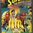 Superman The Man of Steel #20 DC Comics Feb 1993 VF