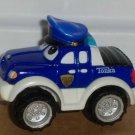 Tonka Maisto 2000 Lil' Chuck Blue Police Car Loose Used