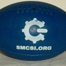 Blue Mini Football SMCSI Southern Michigan Center for Science and Industry Loose Used