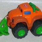 Playskool Busy Basics Rumblin' Rollers Rumblin 4x4 Truck Hasbro Loose Used