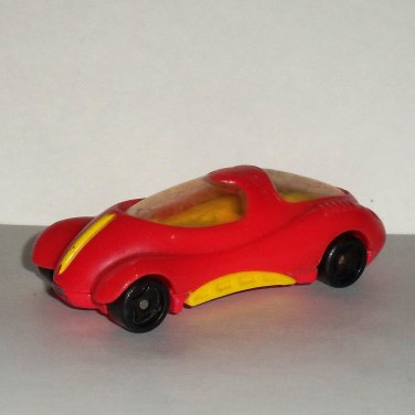 McDonald's 1995 Hot Wheels Power Circuit Car Happy Meal Toy Loose Used
