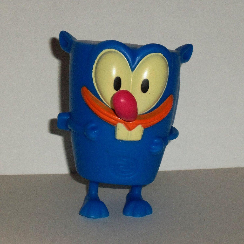 Cartoon Network Toys : Mcdonald s cartoon network leon side spinner figure