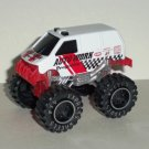 Express Wheels 4x4 Auto Work Plastic Monster Truck Car Loose Used