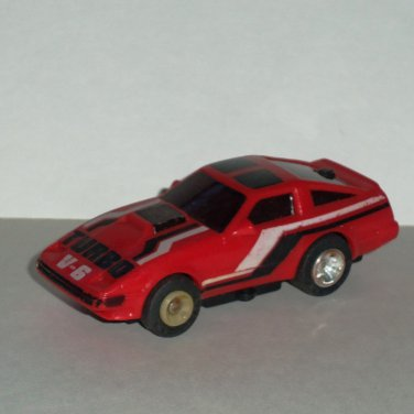 Playskool Power Rods Rechargeable Racer Car Nissan 300 ZX Loose Used Untested