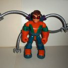 Spider-Man and Friends Super Heroes Doc Ock Figure Toy Biz 2004 Dr Octopus Loose Used