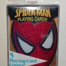 Amazing Spider-Man Playing Cards Bicycle Brand Marvel Comics 2006 NIP