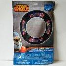 Star Wars Glow Flying Disc New in Original Packaging