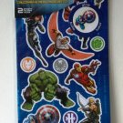 Marvel Avengers Assemble Glow in the Dark Stickers SandyLion New in Original Packaging