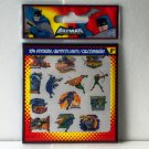 Batman Stickers Bitty Bits 104 Stickers DC Comics SandyLion New in Original Packaging