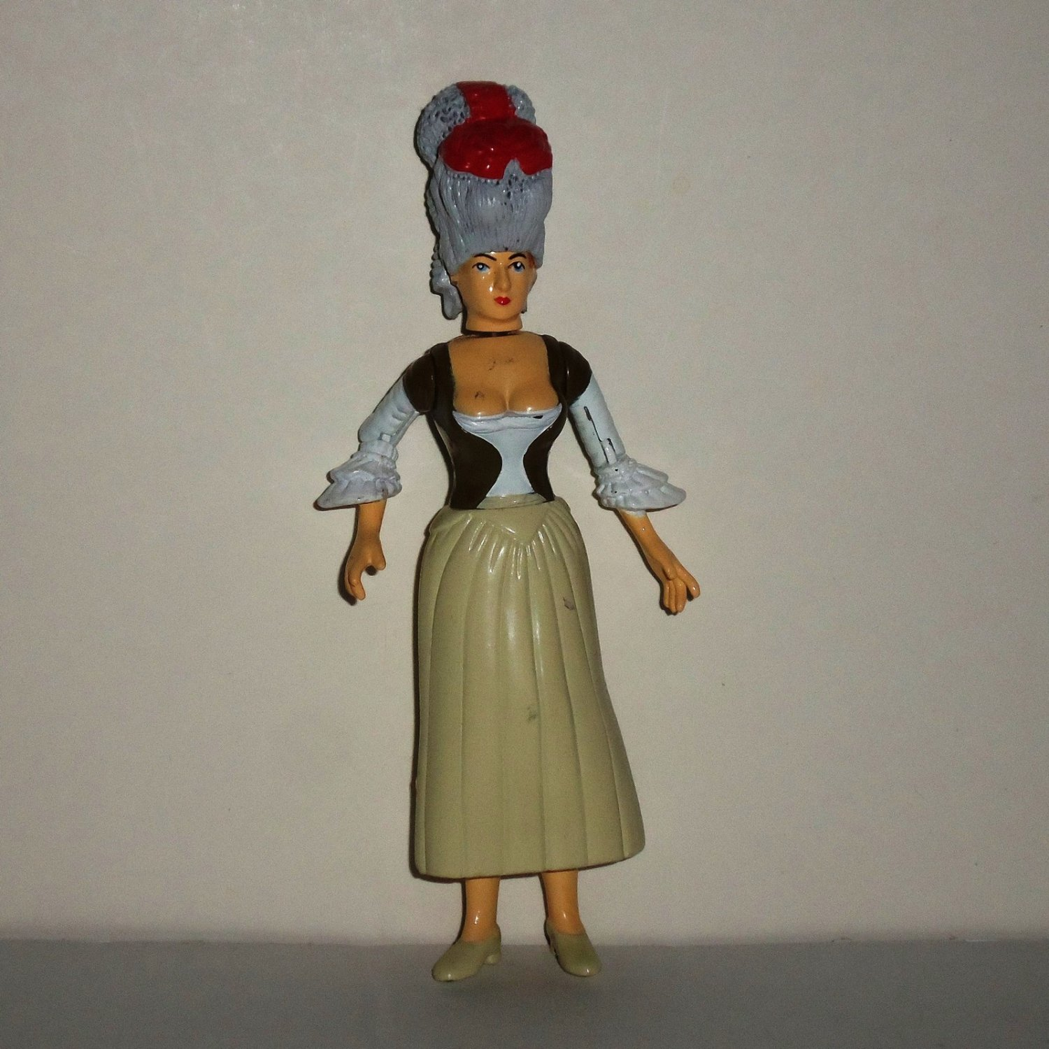 Marie Antoinette Action Figure Accoutrements Loose Used