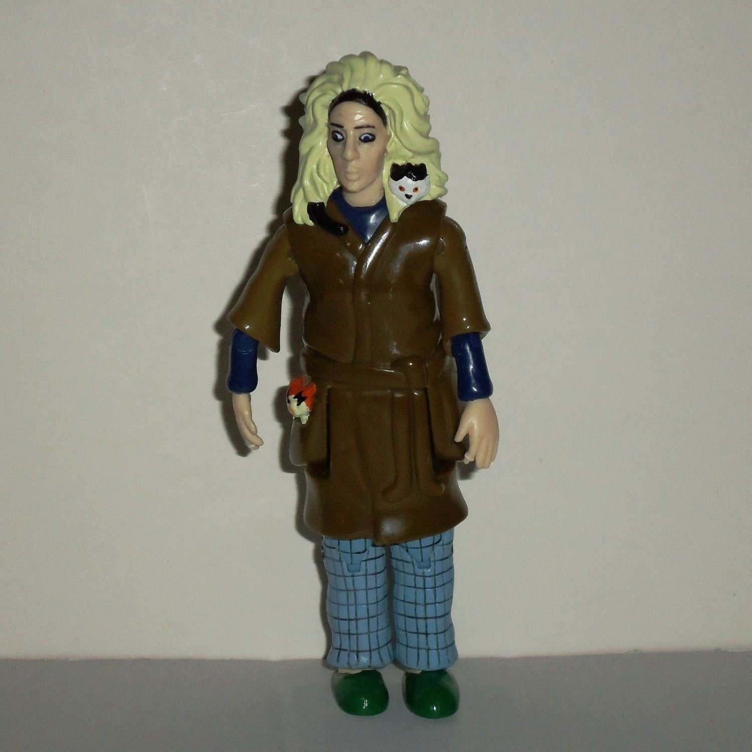 Crazy Cat Lady Action Figure Accoutrements Loose Used