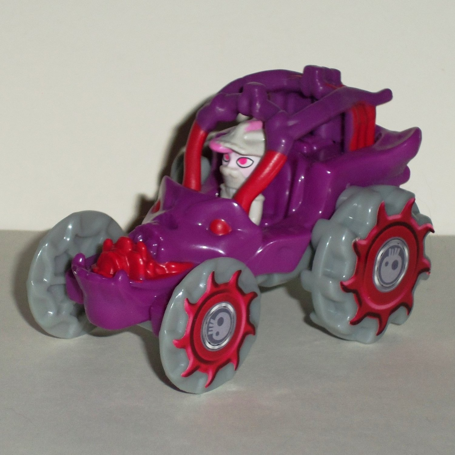 McDonald's 2016 Skylanders Superchargers Roller Brawl Tomb Buggy Happy Meal Toy Loose Used