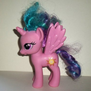 My Little Pony Princess Celestia Fashion Style Hasbro 2012 Loose Used