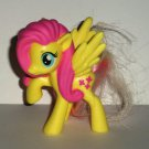 McDonald's 2016 My Little Pony Fluttershy Figure Happy Meal Toy Hasbro Loose Used