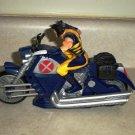X-Men Origins Wolverine Cruiser Motorcycle Marvel 2008 Loose Used