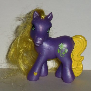 McDonald's 2005 My Little Pony Daisy Jo Happy Meal Toy Hasbro Loose Used