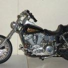 Maisto Harley Davidson Metal & Plastic Motorcycle Loose Used