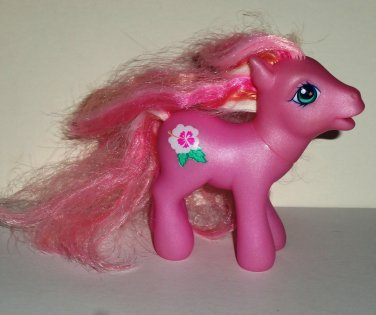 My Little Pony Luau G3 Hasbro 2004 Loose Used