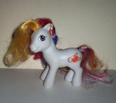 My Little Pony Sunny Daze G3 Hasbro 2006 Loose Used